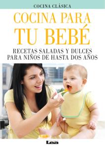 Cocina para tu bebé Book Cover