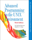 Advanced Programming in the UNIX Environment, 3/e