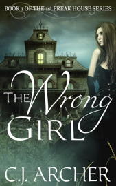 The Wrong Girl book