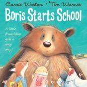 Download and Read Online Boris Starts School