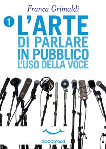 L'arte di parlare in pubblico. Copertina del libro