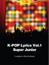K-Pop Lyrics Vol1 - Super Junior