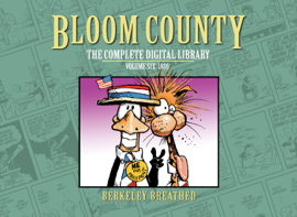 Bloom County - The Complete Digital Library, Vol. 6: 1986
