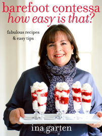 Barefoot Contessa How Easy Is That? book