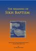 Bhai Sahib Randhir Singh - The Meaning of Sikh Baptism artwork