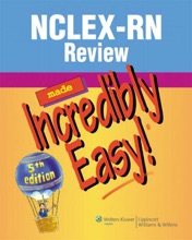 NCLEX-RN® Review Made Incredibly Easy!® 5th Edition