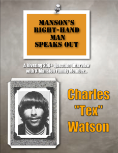 Manson's Right-Hand Man Speaks Out Book Review