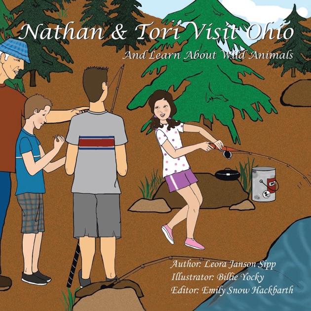 Nathan & Tori Visit Ohio by Leora Janson Sipp on Apple Books