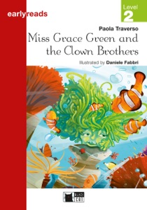 Miss Grace Green Book Cover