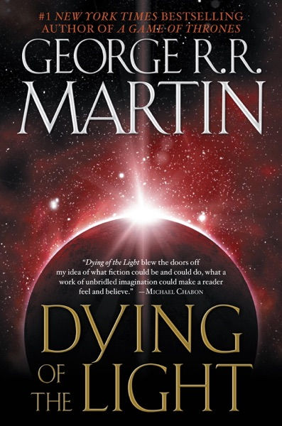 Dying of the Light - George R.R. Martin book cover