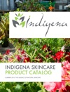 Indigena Skincare Summer 2013 Catalogue