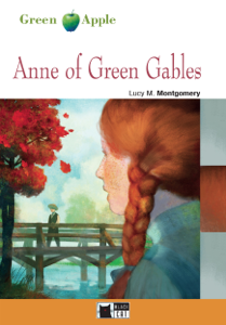 Anne of Green Gables Copertina del libro
