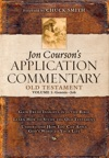 Jon Coursons Application Commentary