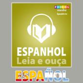 Espanhol - Livro de Frases | Leia & Escute | Completamente Narrado em Áudio Book Cover