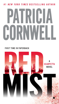 Patricia Cornwell - Red Mist book