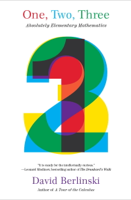 David Berlinski - One, Two, Three artwork