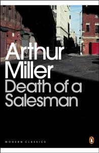Death of a Salesman Copertina del libro