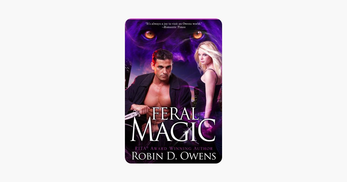 Feral Magic (A Futuristic Romance Novella)