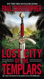 Lost City of the Templars book