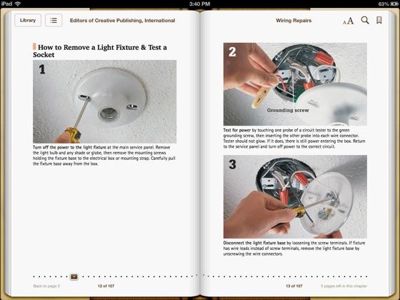 black \u0026 decker wiring repairs on apple booksCarefully Repairing Light Wiring #5