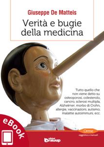 Verità e bugie della medicina Copertina del libro
