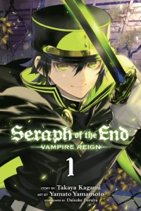 Seraph of the End, Vol. 1 Book Cover
