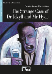 The Strange Case of Dr Jekyll and Mr Hyde Book Cover