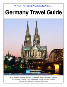 Germany Travel Guide Book Review