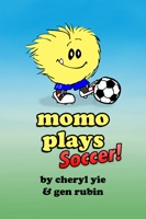 Momo Plays Soccer