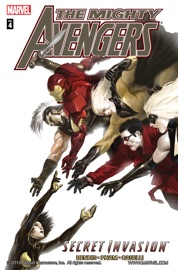 THE MIGHTY AVENGERS, VOL. 4: SECRET INVASION, BOOK 2