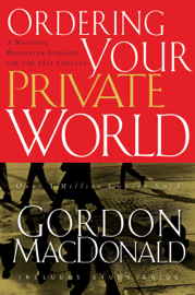 Ordering Your Private World book