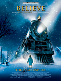 Believe (from The Polar Express) book