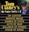 Tom Clancys Op-Center Novels 1-6