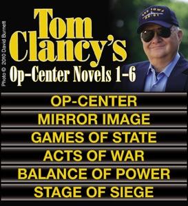 Tom Clancy's Op-Center Novels 1-6
