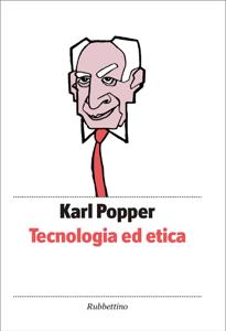 Tecnologia ed etica Copertina del libro