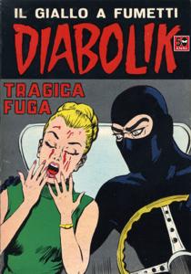 DIABOLIK #49 Libro Cover