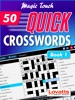 Magic Touch Quick Crosswords #1