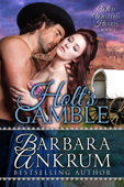 Holt's Gamble (Wild Western Hearts Series, Book 1) Book Cover