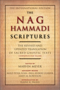 The Nag Hammadi Scriptures Book Cover