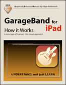 GarageBand for iPad - How it Works Book Cover