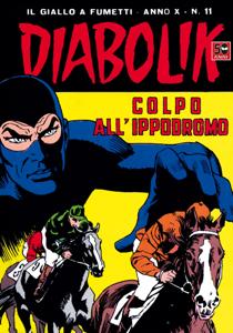 DIABOLIK (191) Libro Cover