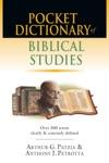 Pocket Dictionary Of Biblical Studies