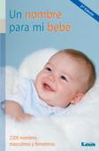Un nombre para mi bebé