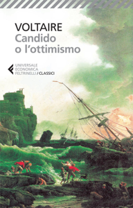 Candido o l'ottimismo Libro Cover