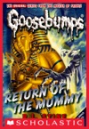 Classic Goosebumps 18 Return Of The Mummy