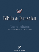 Biblia de Jerusalén Book Cover