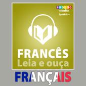 Francês - Livro de Frases   Leia & Escute   Completamente Narrado em Áudio Book Cover