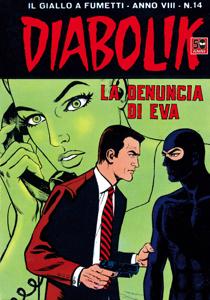 DIABOLIK (142) Libro Cover