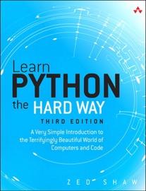 Learn Python the Hard Way - Zed A. Shaw