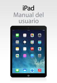 Manual del usuario del iPad para iOS 7.1